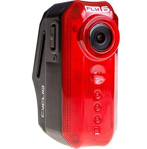 Cheap Fly6[v] HD Rear Bike Camera and 30 Lumen Tail Light