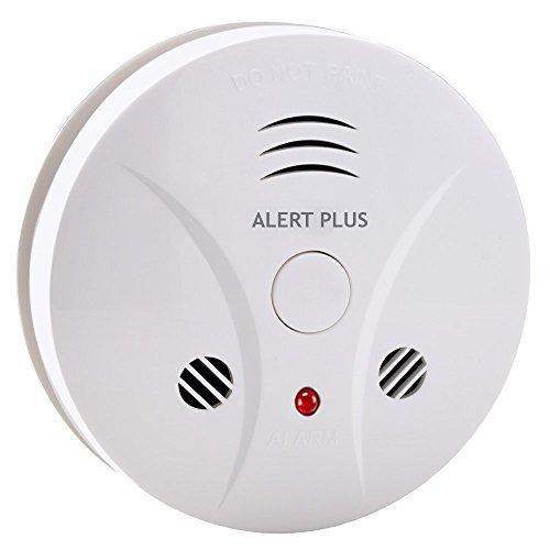 smoke carbon monoxide alarm combo