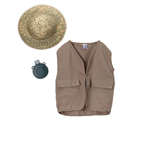 Kids Outdoor Safari Adventure Dress Up Set]()
