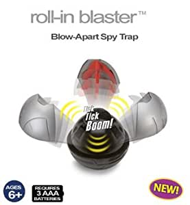 Spy Gear Roll In Blaster Toys Games