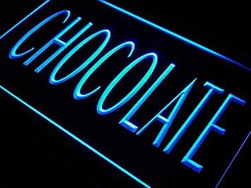Cartel Luminoso ADV PRO j688-b Chocolate Shop Lure Candy ...