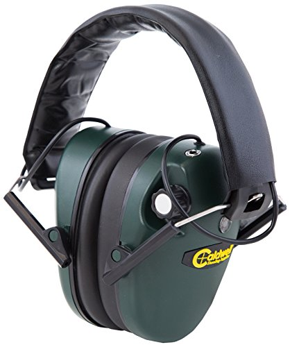 Caldwell Low Profile E-Max Electronic Ear Muffs – Sports Center Store