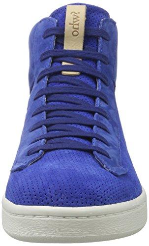 ohw? Hawkins, Sneaker Alte Uomo Blu (Indigo Blue/White 625)