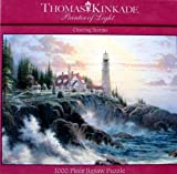 "Thomas Kinkade Painter of Light ""Clearing Storms"" 1000pc. Puzzle"