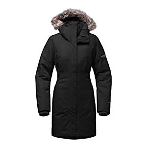 The North Face Women's Arctic Parka II - TNF Black - M