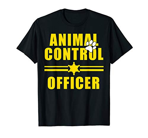Animal Control Officer Halloween Costume (Animal Control Officer Halloween Night Party Costume Dog Paw)