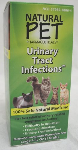 Produits pour les chats Cat Natural Pet voies urinaires 4oz
