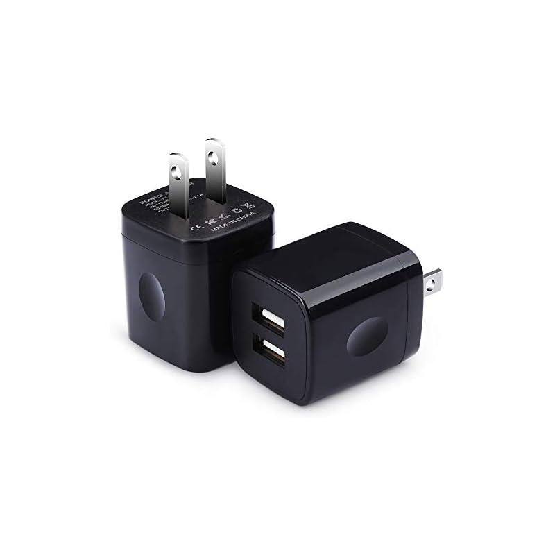 USB Wall Charger, Charging Block Brick,