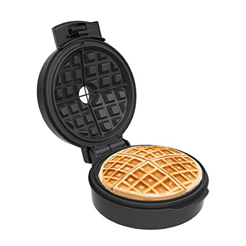 Chefman-Belgian-Waffle-Maker-Round-Waffle-Iron-No-Overflow-Perfect-Pour-Volcano-Best-Small-Appliance-Award-Winner-FREE-Measuring-Cup-Pour-Spout