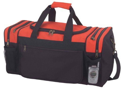 Sports Duffle Travel Gym Bag