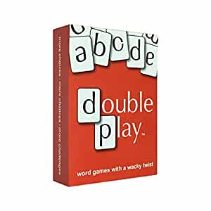 DOUBLE PLAY CARDS: word games with a wacky twist