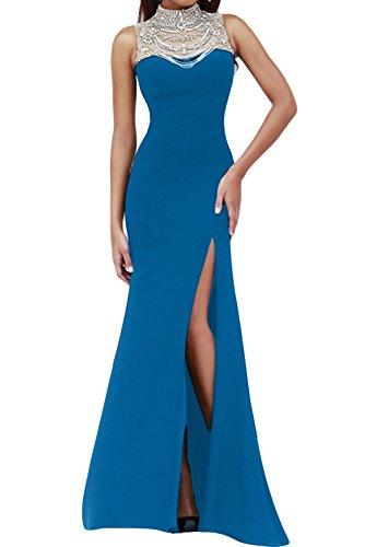 TOSKANA BRAUT - Vestido - Estuche - para mujer azul-1