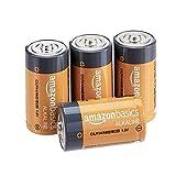 AmazonBasics C Cell 1.5 Volt Everyday Alkaline