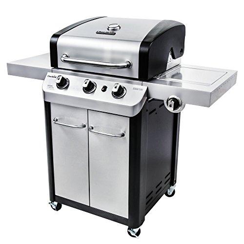 Char-broil - Signature Gas Grill - Silver/black