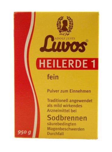 Luvos Heilerde 1 Innerlich Pulver 950 g