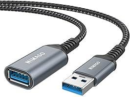 Nimaso USB 3.0延長ケーブル