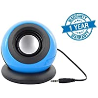 Wonderford Supreno Z46 Multimedia Speaker for All Laptops and Smartphones (Assorted Colour)