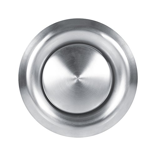 Wall Ceiling Home Stainless Steel Air Vent Round Ventilation Duct Cover New (Gable Vents Home Depot)