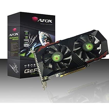 A & Fox 2048d5h2 - Tarjeta gráfica NVIDIA Afox GTX 1050 ...
