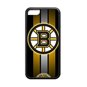 TYH - NFL Boston Bruins Logo Cell Phone Case for Iphone 5C ending phone case