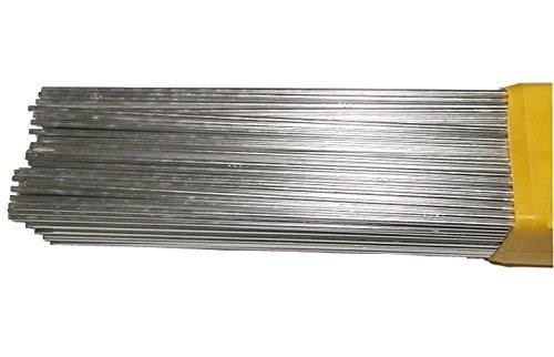 WeldingCity 10-Lb ER4043 Aluminum 4043 TIG Welding Rods 3/32'' (2.4mm) x 36'' (914mm) by WeldingCity