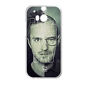 HTC One M8 Phone Case White Breaking Bad ZFC915306