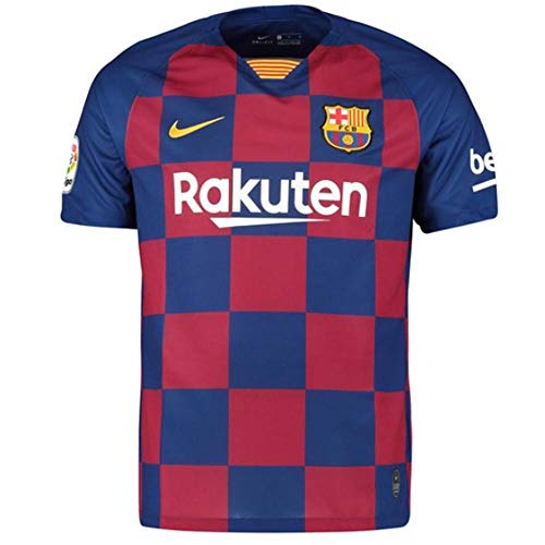 01e1182acad Nike FC Barcelona Home Stadium Jersey 2019-20 (M)