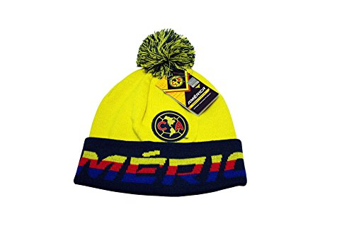 CA Club America Authentic Official Licensed Product Soccer Beanie - 004 by RHINOXGROUP