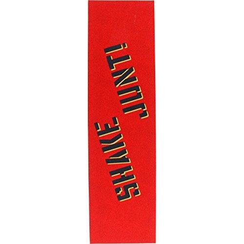 Shake Junt Red Grip Tape - 9