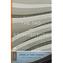 The Tao of Architecture