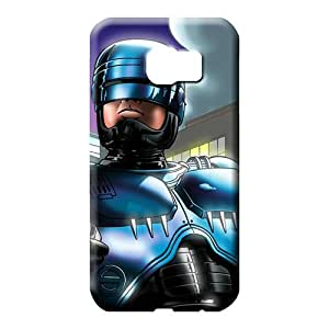 samsung galaxy s6 edge case With Nice Appearance Fashionable Design cell phone shells robocop
