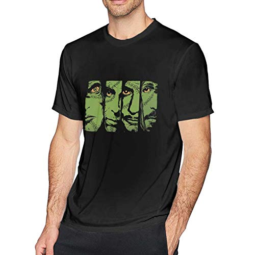 Maerxlinz Type O Negative Popular Tops Tee,Funny Men's Outdoor Cool Style Soft T-Shirt -