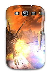 Durable Case For The Galaxy S3- Eco-friendly Retail Packaging(infamous 2 Cole)