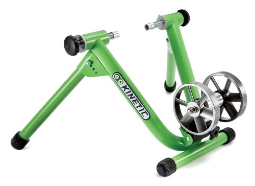 Kinetic by Kurt Cyclone Indoor Bicycle Trainer (Green) Review