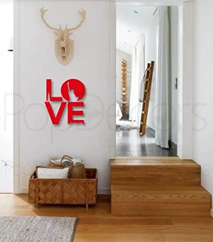 Pop Decors Laser Cut And Engraving For Outdoor Use   3D Plexiglass Acrylic  Wall Decors