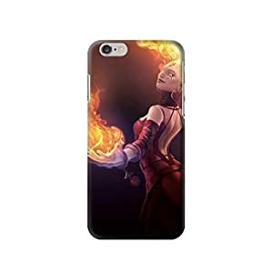 Dota Fire Lina Case Cover For Apple Iphone 4/4S fashion design image custom Case Cover For Apple Iphone 4/4S ,durable Case Cover For Apple Iphone 4/4S hard 3D Case Cover For Apple Iphone 4/4S Case Cover For Apple Iphone 4/4S Full Wrap Case