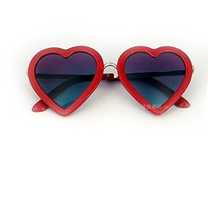 Gafas de sol para niños MinegRong Niñas Gafas de sol en ...