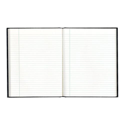 Exec Notebook, College/Margin Rule, 9-1/4 X 7-1/4, We/Blk, 150-Sheets, Total 3 CT - Exec Notebook