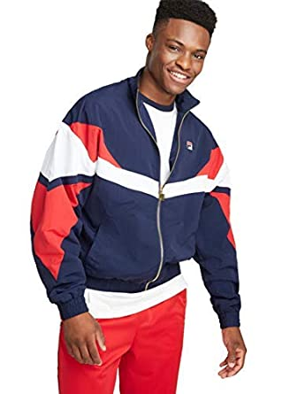 f910be143a Fila Wilco Track Jacket at Amazon Men's Clothing store: