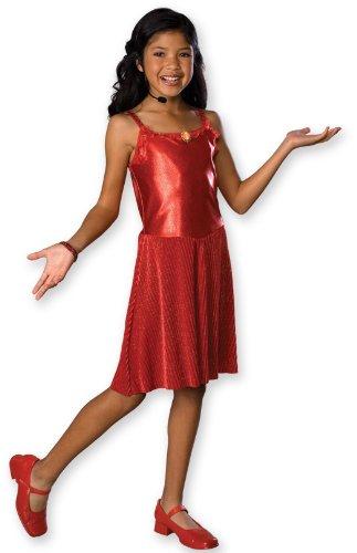 High School Musical Deluxe Gabriella Costume (Gabriella High School Musical Costume)