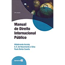 Manual De Direito Internacional Público