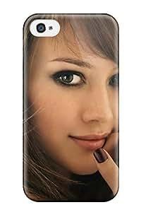 Mejor 3025714K67681889 caliente snap-on Hilary Duff Carcasa/Funda para iphone 5/5S