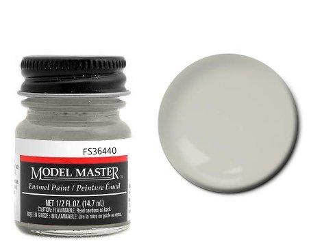 - Testor Corp. Flat Gull Gray Enamel Paint .5 oz Bottle FS36440