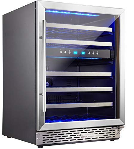 new air built in wine cooler - 8