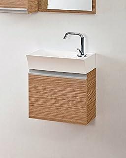 Waschbecken auf unterschrank kleben