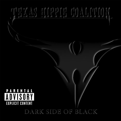 CD : Texas Hippie Coalition - Dark Side of Black (CD)