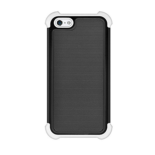 Katinkas KATIP51089 Hard Cover für Apple iPhone 5 Dual Extra Tough schwarz