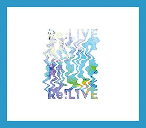 [2020년 8월 19일 발매 예정] 칸쟈니 - Re:LIVE(첫 한정반) CD+DVD