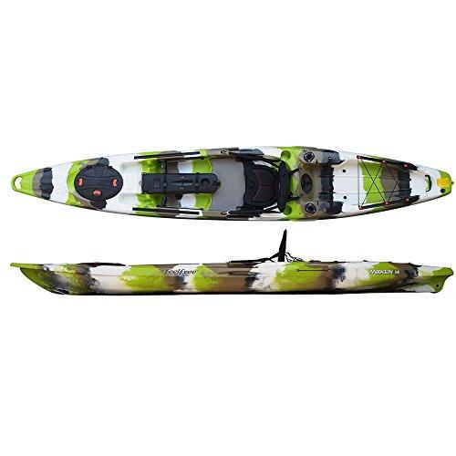 Feelfree Moken 14 Kayak 2017 - 14ft8/Lime Camo