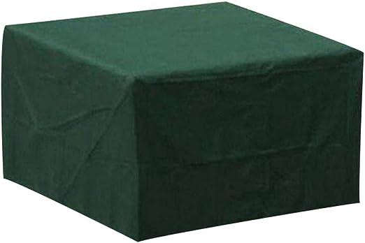 ASDFGHT Conjunto de Muebles Exterior Funda Silla Jardín Utilizado for Sofá Mesa De Café,Resistente A Los Rayos UV A Prueba de Agua, 2 Colores Tamaño Personalizable: Amazon.es: Hogar
